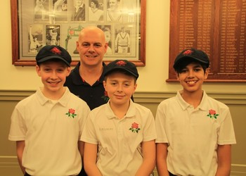 MGS boys picked for Lancashire CCC's Mumbai tour