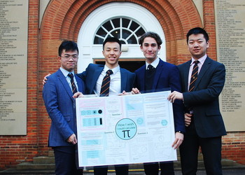 Mathematicians excel at National Finals