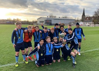 Under-12s lift Manchester Cup