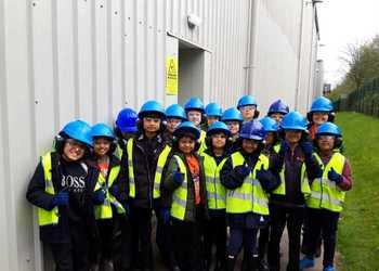 Year 4 Recycling Trip