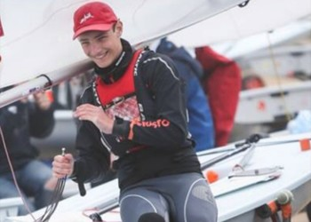 MGS sailing ace Kai selected for Great Britain team