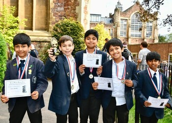 Junior School chess team reach national semi-finals