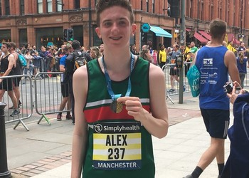 Alex's Great Run for charity