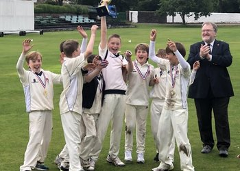 Double triumph for Junior School cricketers