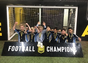 Box Football Indoor Champions