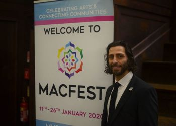 OM Yass Al-Hassani returns to MGS to support MACFEST