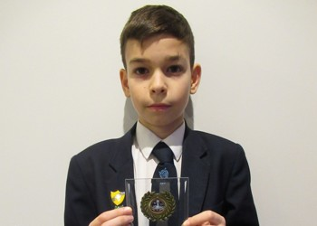 Chess ace Ethan crowned Northern Under-12 England Champion