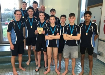 National waterpolo success for MGS boys