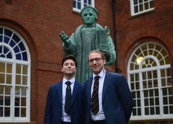 Incredible national honour for MGS boys Charlie and Quincy