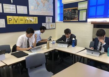 Virtual Mentoring by MGS Sixth Formers