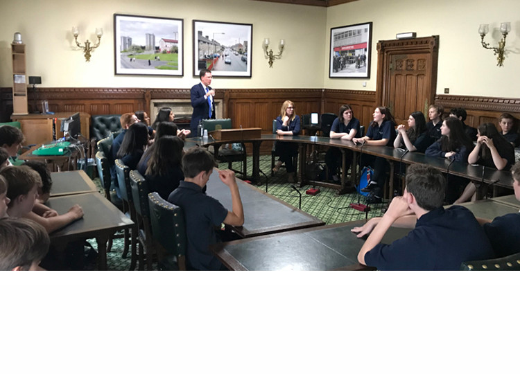 Year 9 Visit To The Houses Of Parliament