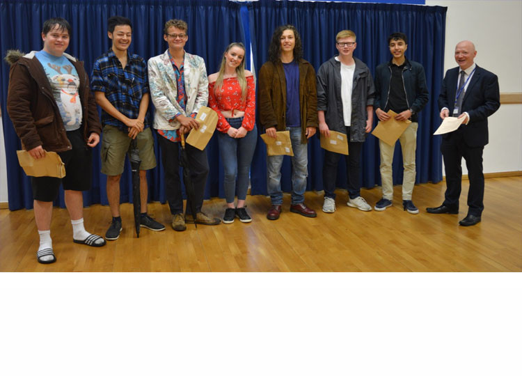 Sixth Form Success at The Marlborough School