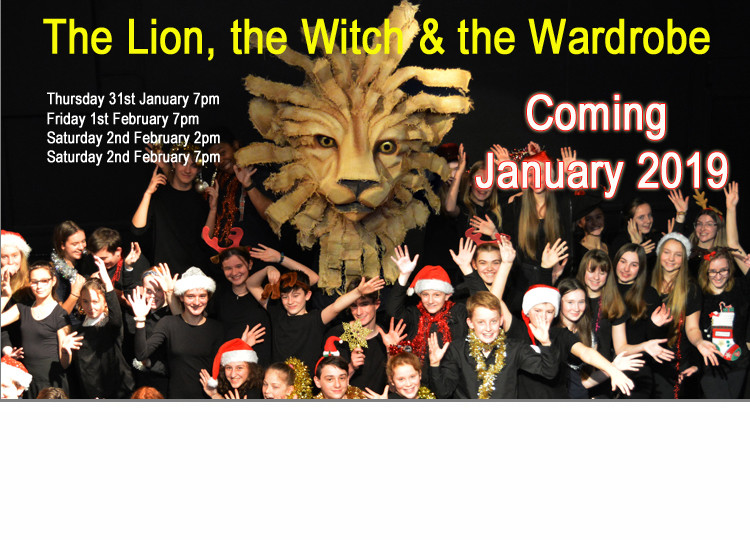 The Lion, The Witch And The Wardrobe - Tickets On Sale