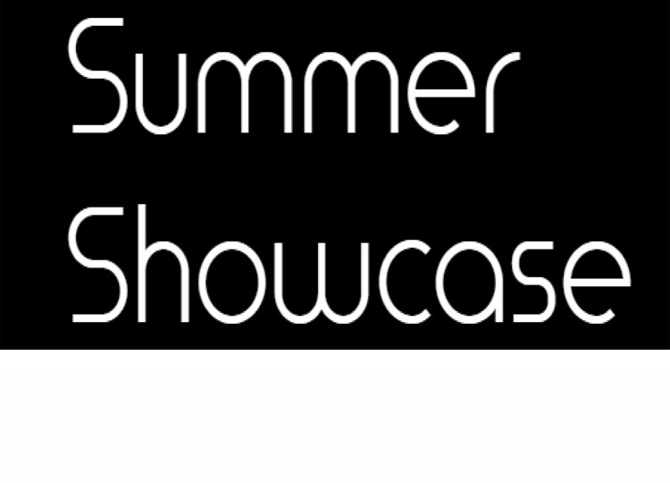 Summer Showcase - Friday 21st June