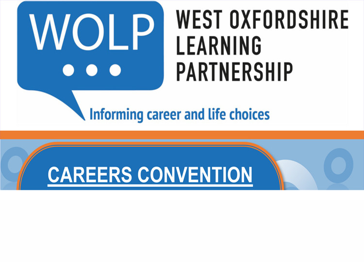 WOLP Careers Convention - Wednesday 29th January 2020