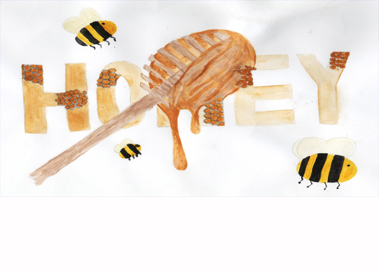 The Oxfordshire Bee Keepers Honey Label Competition
