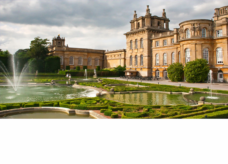 The Blenheim Palace Festival of Literature, Film and Music