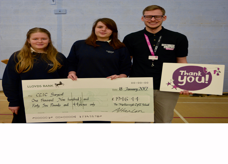 Charities Week raises an astounding £9,603.91!