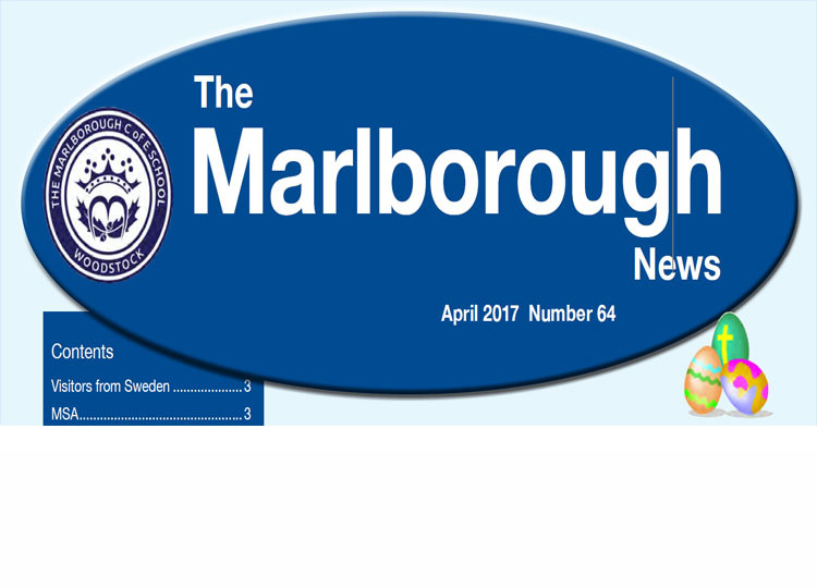 The Marlborough News April 2017