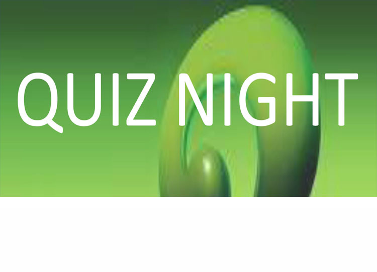 MSA Quiz Night - Friday 28th April