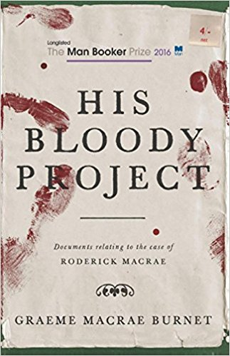 His bloody project book club may 2017