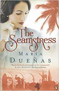 Seamstress book award