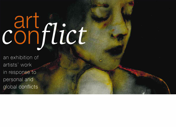 'Art on Conflict' - 28th September to 26th October
