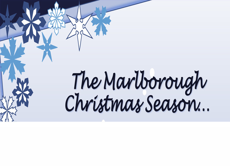 Marlborough Christmas Events and Dates
