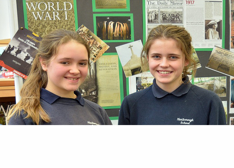 Winning Entries for World War 1 Opportunity