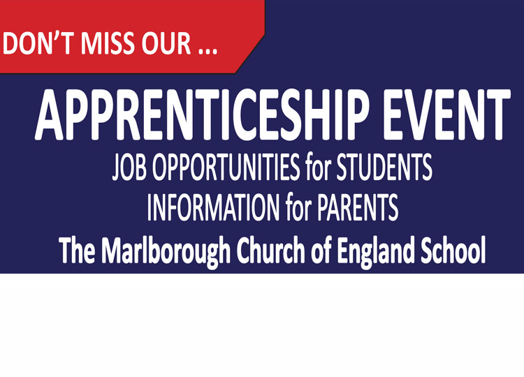 Apprenticeship Event - Thursday 22nd March