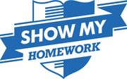 Show my homework logo large 2