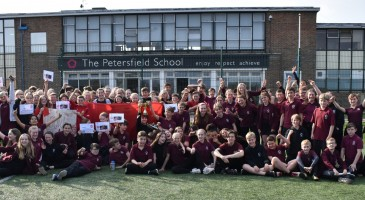 Inter-House Charity Sports Day