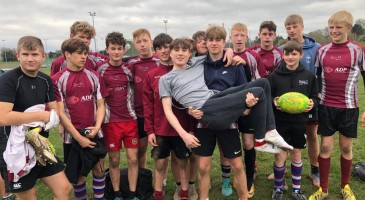 Year 10 Rugby News