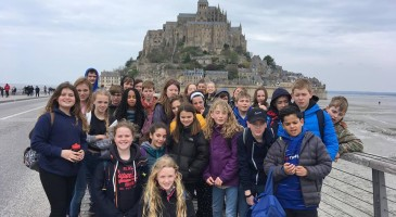 French Trip to Normandy