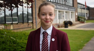 Phoebe Selected by English Youth Ballet