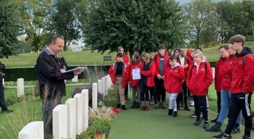 Year 10 Trip to Ypres Battlefields