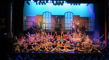 "A Fabulous Finish to ""Fame""!"