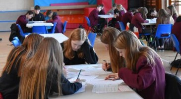 SENIOR MATHS CHALLENGE