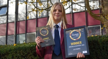 Petersfield Awards Success for Lilly