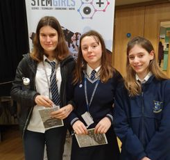 STEM role model evening