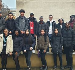 Business Enrichment trip to National Maritime Museum