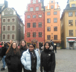Erasmus Adventures in Stockholm by Scarlett Hart Year 12