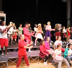 High School Musical - a triumph!