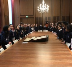 Year 7 Visit Leathersellers Hall
