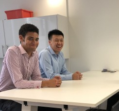 Infrared Capital Partners Work Experience for Year 13 Students