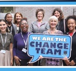 Wellbeing Change Team