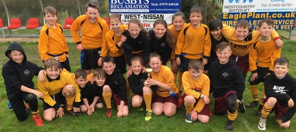 A Win-Win for our Tag-Rugby Teams!