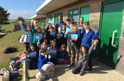 Osmington Bay PGL 2016
