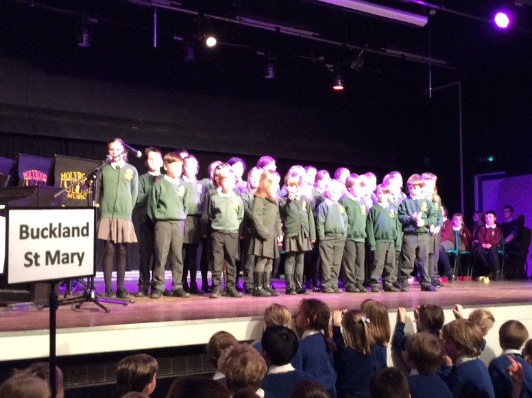 Holyrood Music Concert