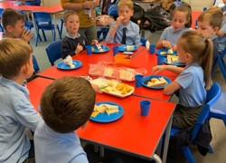 Roydon Primary launches childcare provision